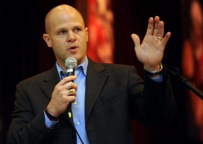 Danny Wuerffel, Executive Director of Desire Street Ministries biography