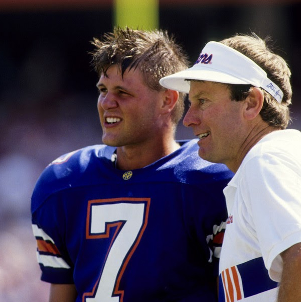 Spurrier and Danny
